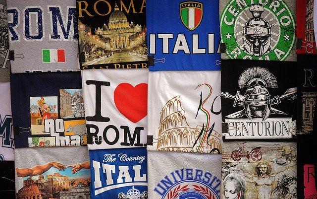 trička s obrázky